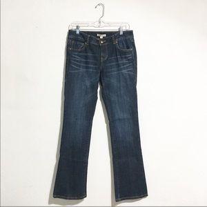 CAbi #967R Boot Cut Denim Jeans Sz 4